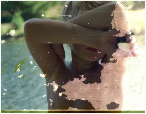 Robin Cracknell, acid summer, 2010, Childhood, Sous Les Etoiles Gallery