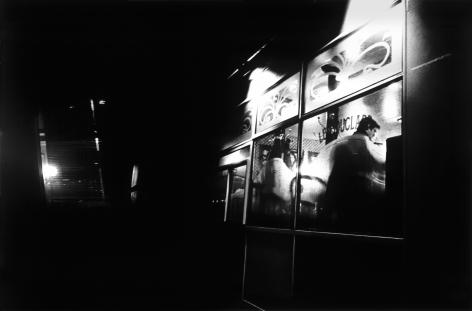 Wendy Paton, Nuit Blanche, Café Noir, 2011, Sous Les Etoiles Gallery
