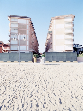 Gianfranco Pezzot, Resorts, Jesolo Twin Buildings, 2007, Sous Les Etoiles Gallery