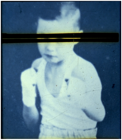 Robin Cracknell, little fists, 2011, Childhood, boxing, fight, Sous Les Etoiles Gallery, New York