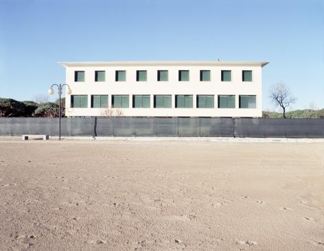 Gianfranco Pezzot, Resorts, Seaside Holiday Camp, 2007, Sous Les Etoiles Gallery