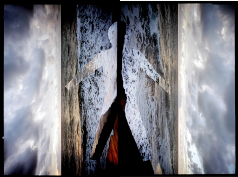Max Ruiz, Cimarron, Negra Leonor, 2008, Sous Les Etoiles Gallery