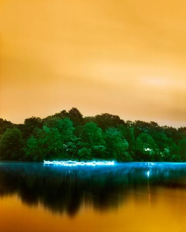 Barry Underwood, Scenes, Horseshoe Lake, 2013, Sous Les Etoiles Gallery