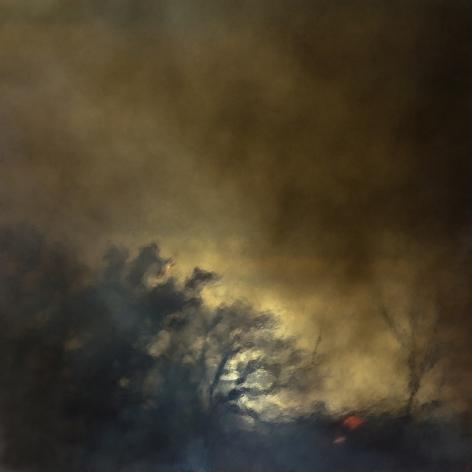 Jane Fulton Alt, Burn No. 48, 2011, Sous Les Etoiles Gallery