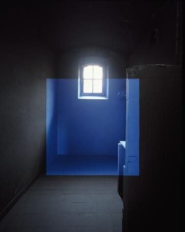 Georges Rousse, Lyon, 2012, Sous Les Etoiles Gallery