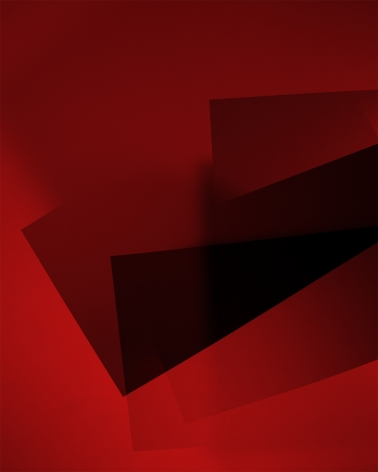 Fernando Marante, abstraction, red and black, photograph, 2019, New York