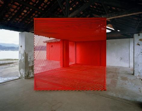 Georges Rousse, Paraty, 2010, Sous Les Etoiles Gallery