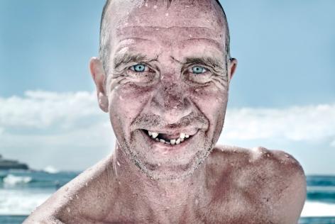 Matt Hoyle, Icebergs, Mark, 2003, Sous Les Etoiles Gallery