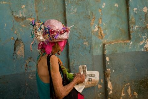 Magdalena Sole, Cuba, Havana, color, Sous Les Etoiles Gallery
