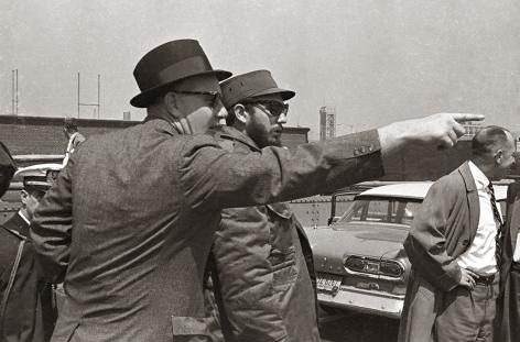Alberto Korda, Fidel Castro in America, 1959, Bronx Zoo, Sous Les Etoiles Gallery