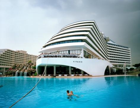 Reiner Riedler, Fake Holidays, Titanic Resort Hotel, Antalya, Turkey, 2006, Sous Les Etoiles Gallery