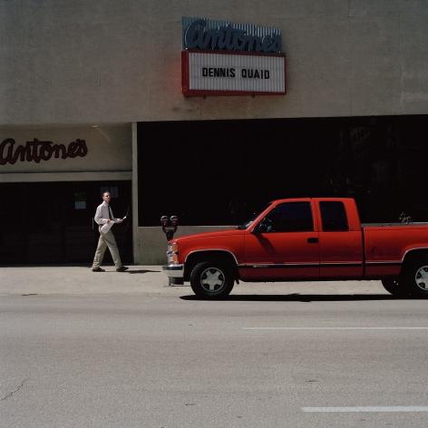 Ronan Guillou, In Between, Austin 2, 2002, Sous Les Etoiles Gallery