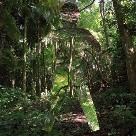 Max Ruiz, Cimarron, Rey Bayano, 2008, Sous Les Etoiles Gallery