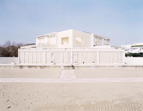 Gianfranco Pezzot, Resorts, Cavallino Treporti Bar, 2007, Sous Les Etoiles Gallery