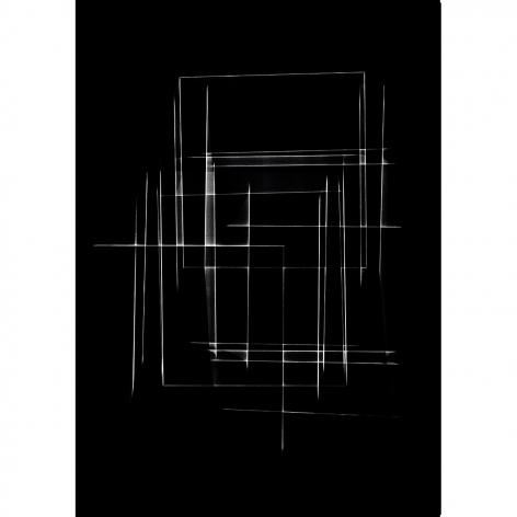 Luuk de Haan, abstract photography, black, unique, Sous Les Etoiles Gallery, New York