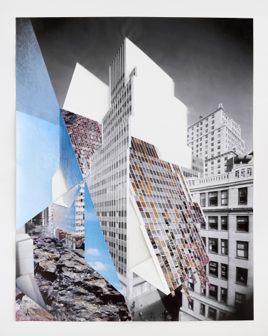 Julie Boserup, Slide, 2016, Sous Les Etoiles Gallery