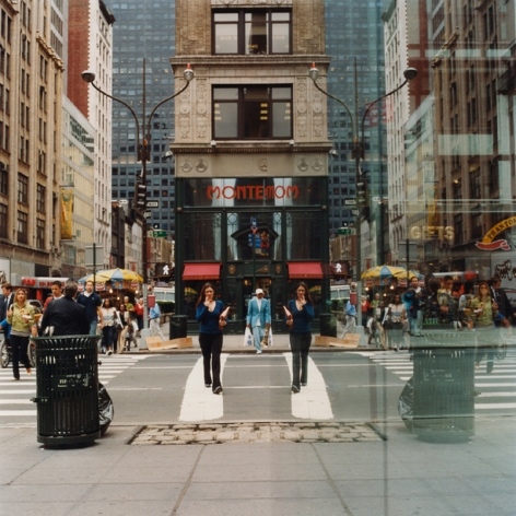 Ronan Guillou, In Between, Fifth Ave 2, 2007, Sous Les Etoiles Gallery