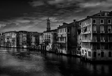Jean-Michel Berts, Light of Venice, Grand Canal 2, 2000, Sous Les Etoiles Gallery