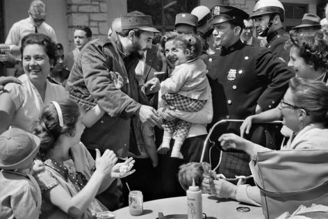 Alberto Korda, At the Bronx Zoo, New York, Friday, April 24, 1959, Sous Les Etoiles Gallery