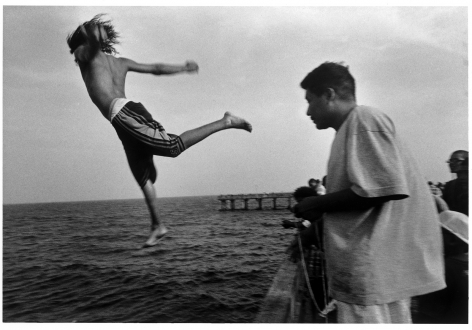 Sous Les Etoiles Gallery, The Jump, Harvey Stein, Coney Island