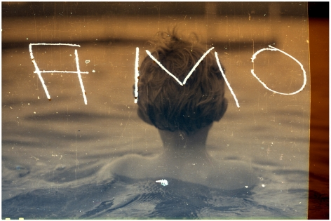 Robin Cracknell, amo, 2008, Childhood, water, swimmimg,  Sous Les Etoiles Gallery, New York