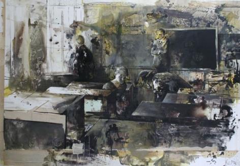 Art review: Daniel Pitin at Mihai Nicodim