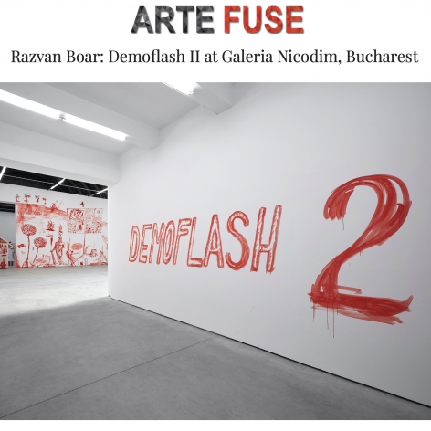DEMOFLASH II in Arte Fuse