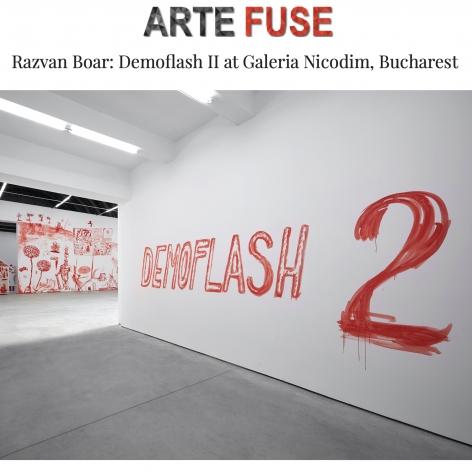 DEMOFLASH II in Arte Fuse