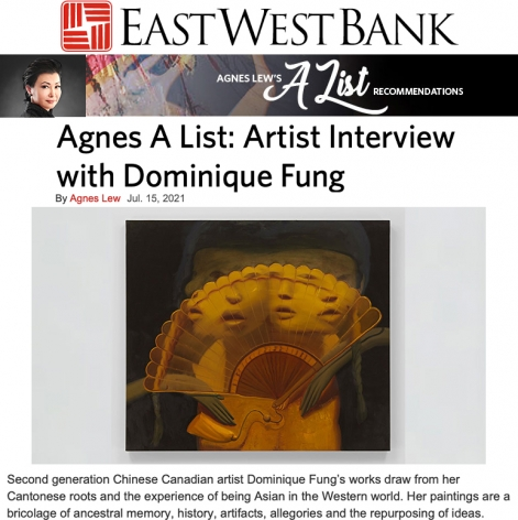 Anges A-List Interview with Dominique Fung