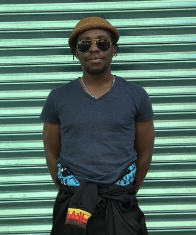 Simphiwe Ndzube interviewed for the Africa Raw Talent Radio Podcast