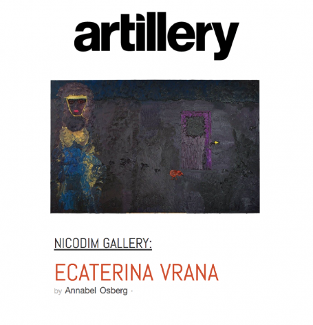 Ecaterina Vrana reviewed by Annabel Osberg