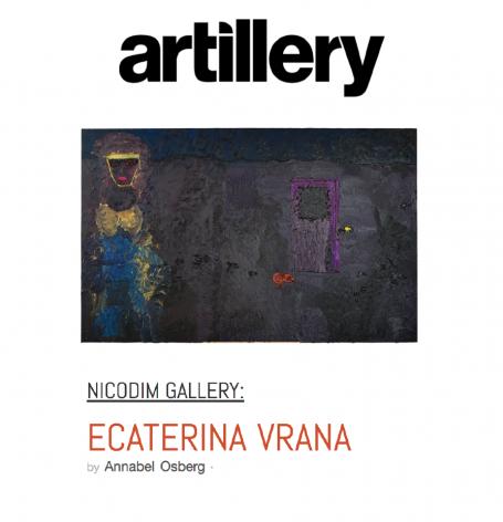 Ecaterina Vrana reviewed by Annabel Osberg