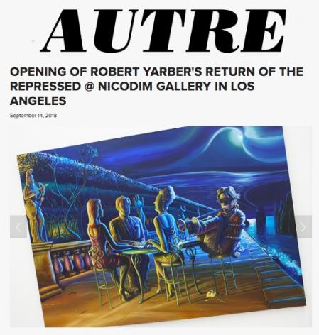 Return of the Repressed featured in Autre