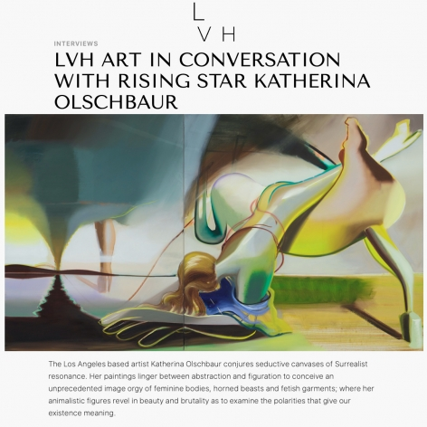 In Conversation with Rising Star Katherina Olschbaur