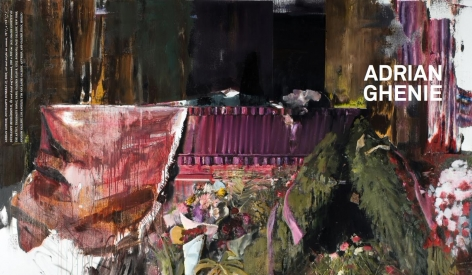 Adrian Ghenie in the last issue of PARKETT