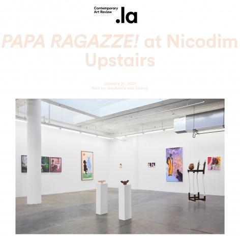 Snap Review: PAPA RAGAZZE!