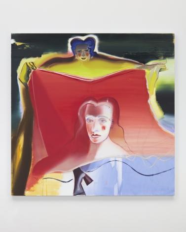Katherina Olschbaur Mystical Self Portrait, 2020