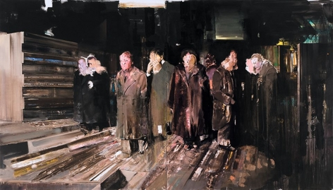 How Adrian Ghenie Conquered the Art Market
