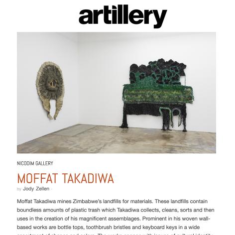 Review: Moffat Takadiwa's Son of the Soil