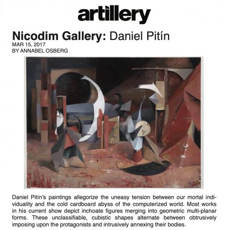 Nicodim Gallery: Daniel Pitín