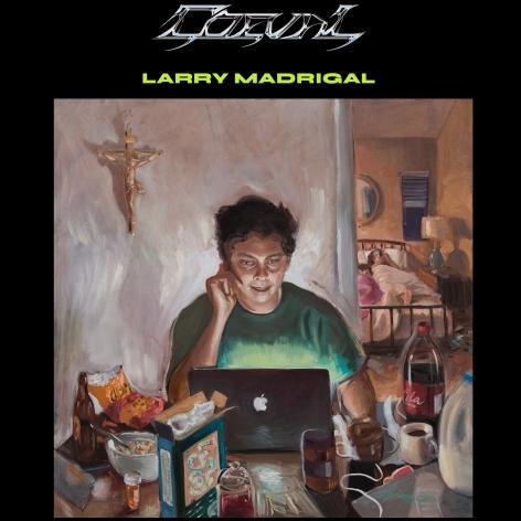 Larry Madrigal Interviewed