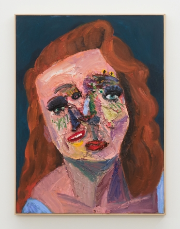 Georgina Gratrix Love Goddess 2019 Painting Nicodim Gallery Los Angeles