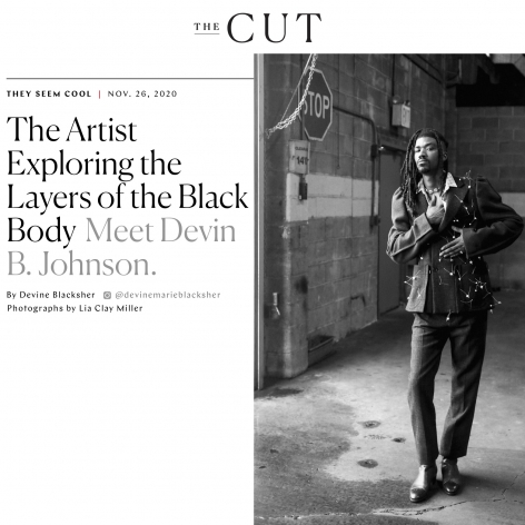 They Seem Cool: Devin B. Johnson