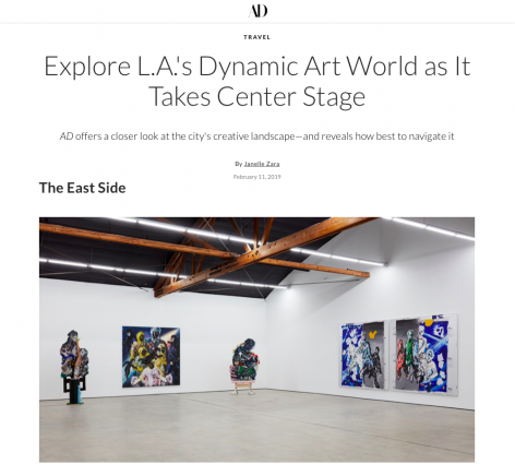 Explore L.A.'s Dynamic Art World as It Takes Center Stage