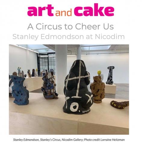 A Circus to Cheer Us: Stanley Edmondson at Nicodim
