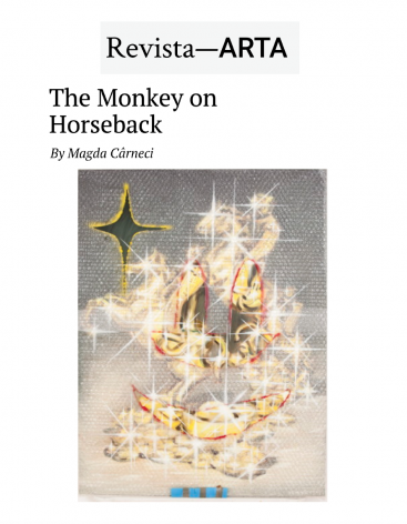 "Zhou Yilun's ""The Monkey on Horseback"""