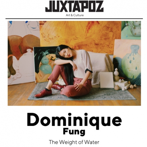 Dominique Fung: The Weight of Water