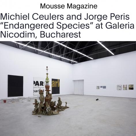 'Endangered Species' at Nicodim
