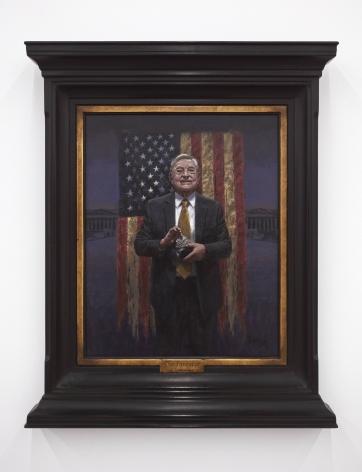 Jon McNaughton George Soros Painting
