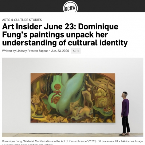 Dominique Fung Unpacks Her Understanding of Cultural Identity